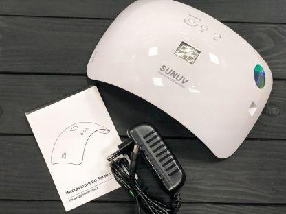 Лампа для маникюра SUNUV SUN8